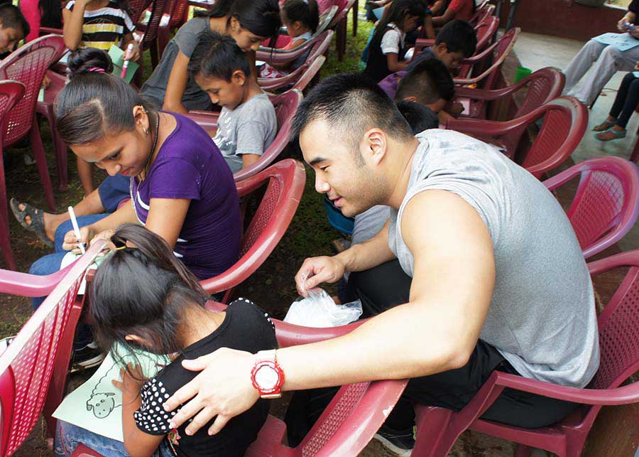 VBS Justin with kids_S.jpg